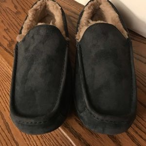 🐝UGG MENS ASCOT SLIPPERS